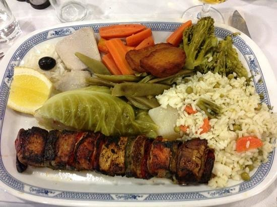 Restaurante Riviera : mums!