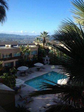 جراند فيستا هوتل: view from my room