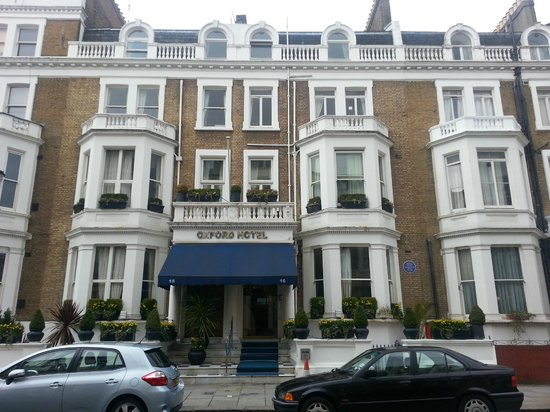 Oxford Hotel Earls Court Reviews