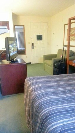 Extended Stay America - Dallas - Las Colinas - Green Park Dr.: Room