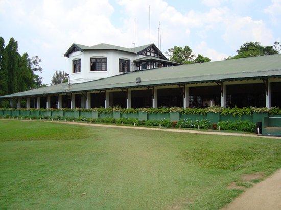 Royal Colombo Golf Club: Club House