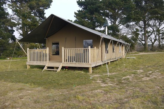 Thornham Bay - Wild Luxury: The Lodge
