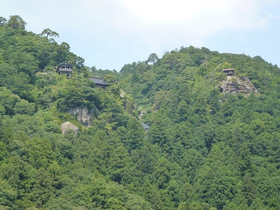 Risshaku-ji Temple: 立石寺