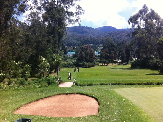 ‪Nuwara Eliya Golf Course‬