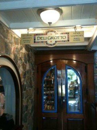 Deli Grotto, Mongoose Junction, St. John