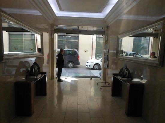 Hotel Panamericano: Recepção