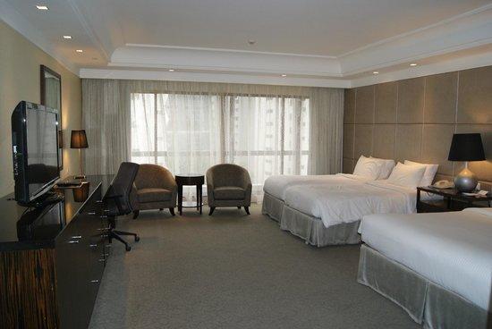 York Hotel: Habitación quadruple con 2 camas dobles
