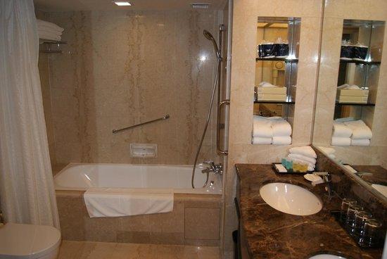 York Hotel: Detalle del baño