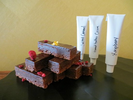 The Ritz-Carlton, Dallas: Brownie Innovation Amenity
