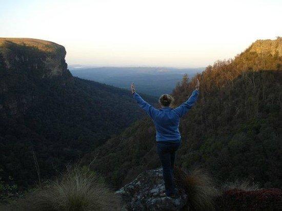 Panorama Chalets: Amazing view