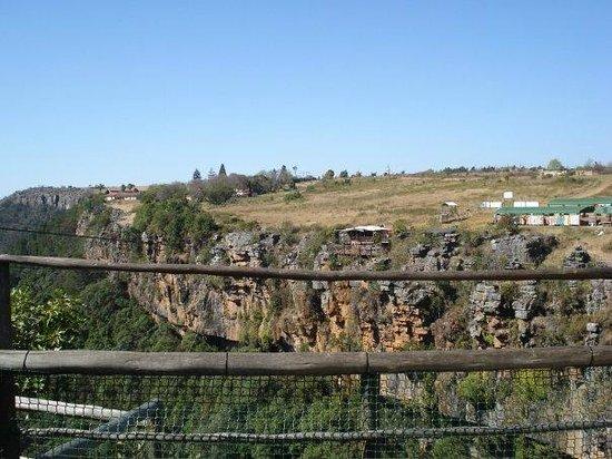 Panorama Chalets: Big swing