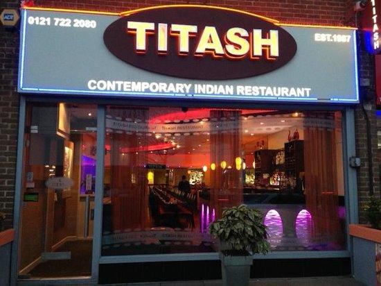 Titash Restaurant In Sheldon