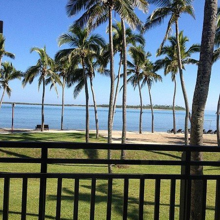 The Westin Denarau Island Resort & Spa Fiji: View from the Ocean Front Room