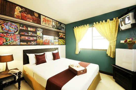 Rikka Inn: Superior Double Room