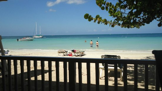 Azul Beach Resort Sensatori Jamaica by Karisma: View from the reception area -