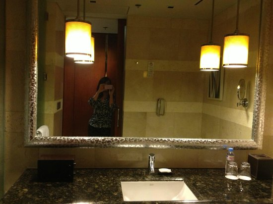 Manila Marriott Hotel: CR