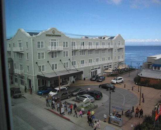 InterContinental The Clement Monterey: View from Room's Window