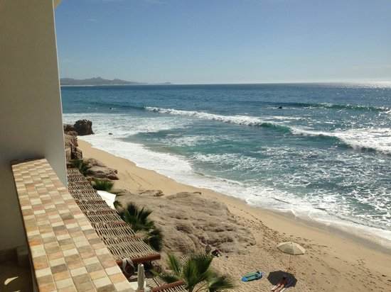 Cabo Surf Hotel: Cabo Surf View