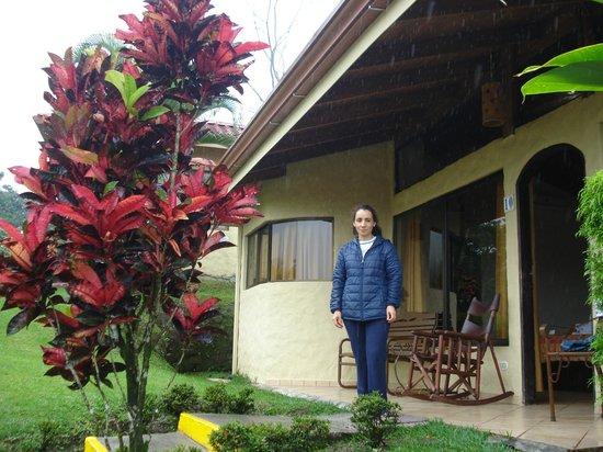 Arenal Volcano Inn: cabaña