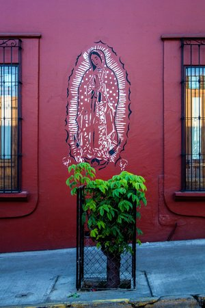 Casa de los Milagros B&B: fachada