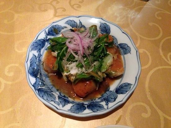 Daiki Japanese Restaurant: scallop