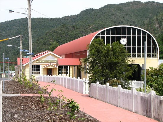 Mt Lyell Motor Inn: Abt Station