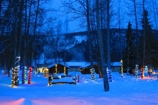 Chena Hot Springs Resort: resort