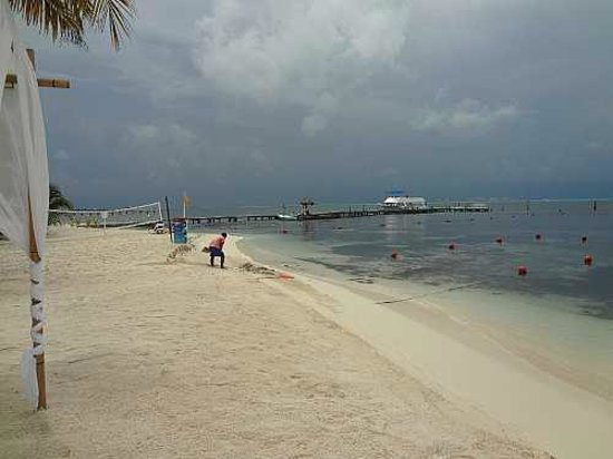 Playa Tiburon: from Isla Mujeres Palace