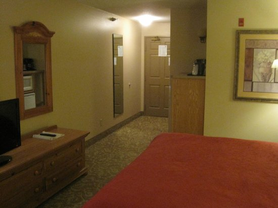 Country Inn & Suites By Carlson, Fort Dodge: room
