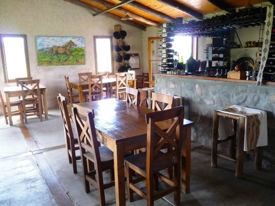 Estancia La Alejandra: La Cocina