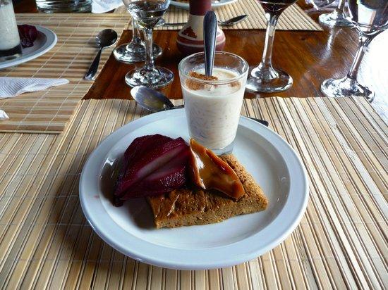 Estancia La Alejandra: Finished off with traditional favorites!