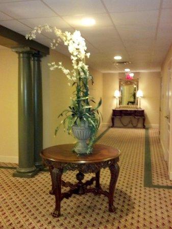 Parc England Boutique Hotel: hallway