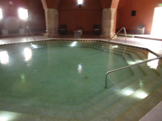 Budapest, Hungary: Main Pool