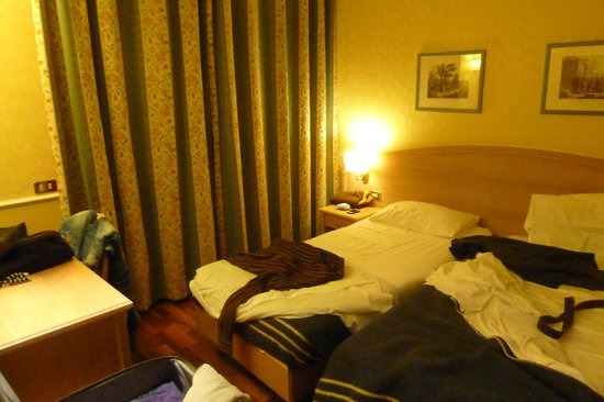 Hotel Santa Costanza: Δωμάτιο