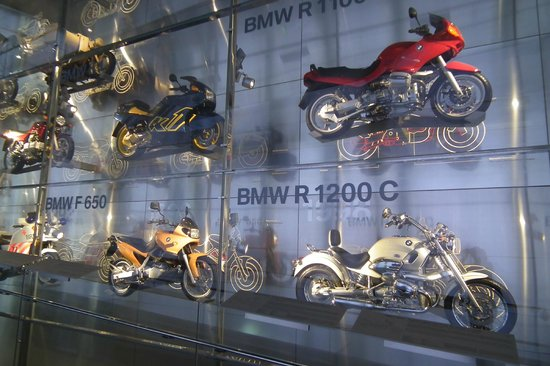 sector de motos bmw photo de mus e bmw munich tripadvisor. Black Bedroom Furniture Sets. Home Design Ideas