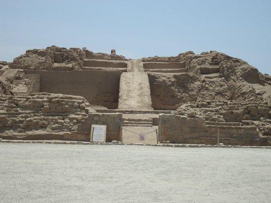 Pachacamac ruins - Picture of Monica Tours Peru, Lima ...