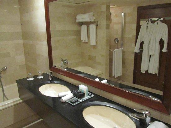Dan Tel Aviv Hotel: Baño
