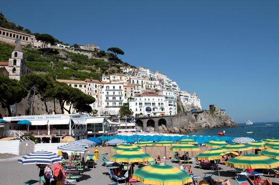 Ragi Tour Sorrento - Day Tour: Amalfi