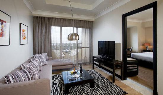 Movenpick Hotel Mactan Island Cebu: One bedroom suite