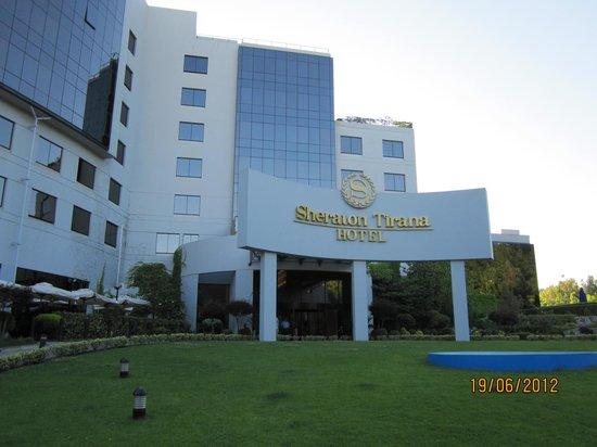 Sheraton Tirana Hotel: The Sheraton brand promises quality