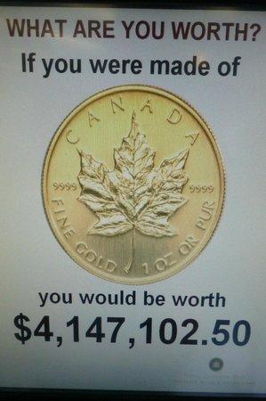 Royal Canadian Mint: Activities