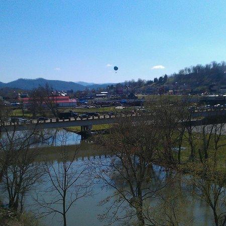 Elk Springs Resort: View From Balcony
