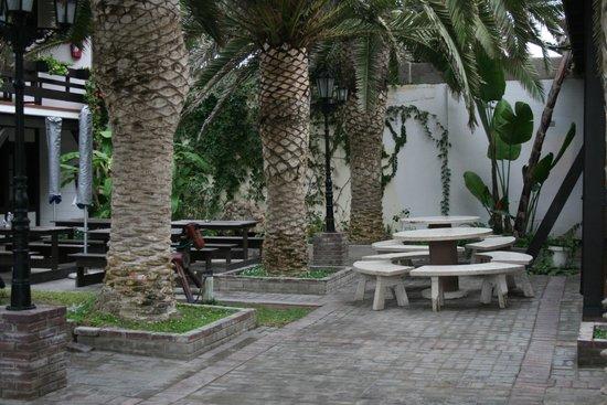 Hotel Europa Hof & Restaurant: Garden 2