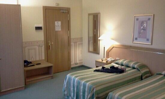 Qualys Hotel Nasco: stsnza 807