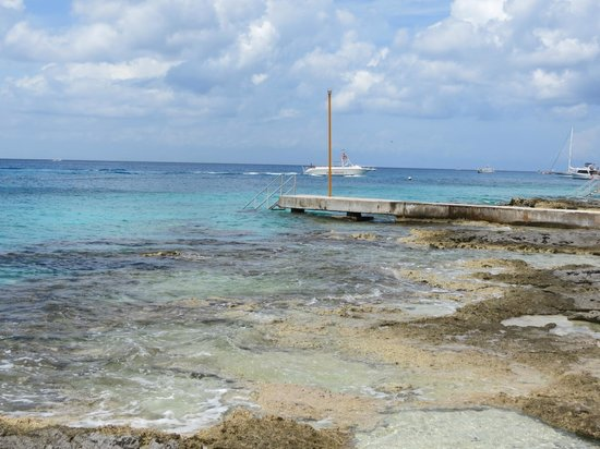 Presidente Inter-Continental Cozumel Resort & Spa: Beach front