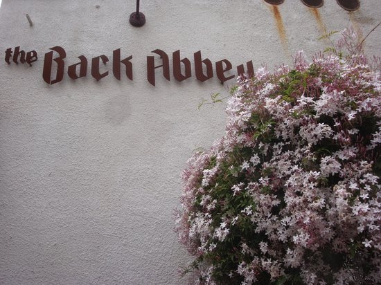 Back Abbey: Springtime at the Abbey