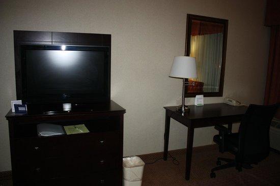 Holiday Inn Cherry Hill: TV/Desk