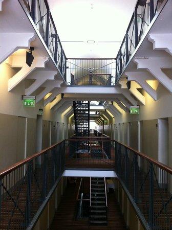 Hotel Katajanokka: Staircases