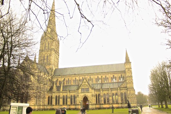 Salisbury Cathedral 사진