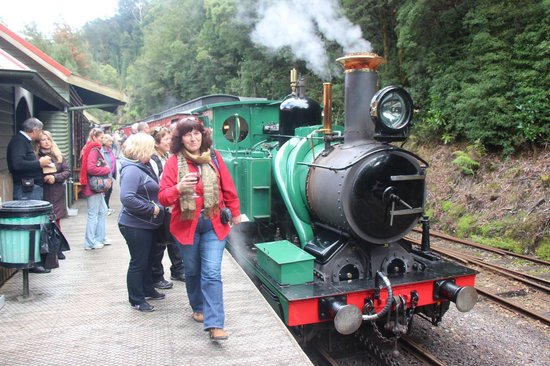 West Coast Wilderness Railway: Wilderness Railway